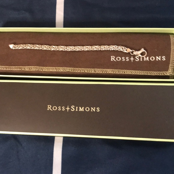 Ross-Simons Jewelry - Ross Simons Sterling Silver Bracelet